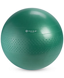 Gaiam Medium Balance Ball Kit