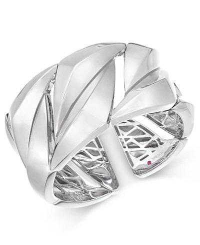 The Fifth Season by Roberto Coin Sterling Silver Cuff Bracelet 7771143SWBA0