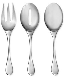 Skye Dinnerware Collection by Robin Levien 3-Pc. Hostess Set
