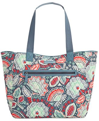 Vera Bradley Win Limited Edition Reversible Tote