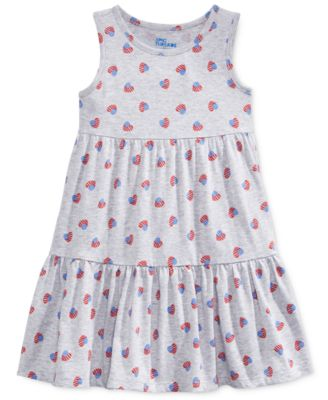 Fourth of July Dresses for Girls. Whether you're heading downtown on July 4 to watch the parade or to grandma's house for a family barbeque, your little princess .