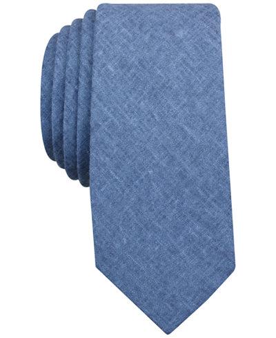 Original Penguin Bradley Solid Skinny Tie