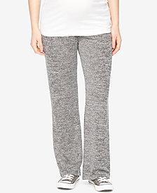 Motherhood Maternity Wide-Leg Lounge Pants