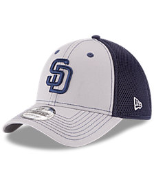 New Era San Diego Padres Team Front Neo 39THIRTY Cap