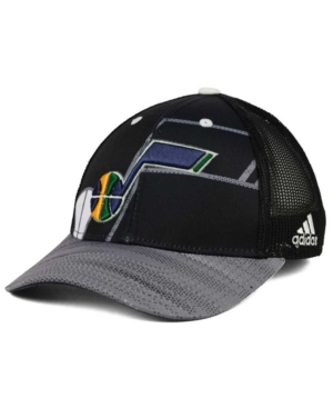 adidas Utah Jazz Shadow Trucker Cap