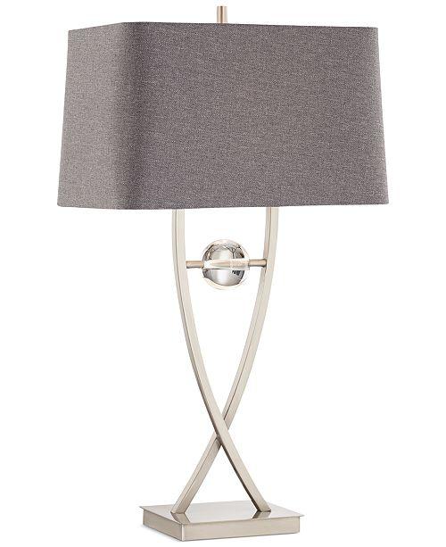 Kathy Ireland Pacific Coast Wishbone Table Lamp