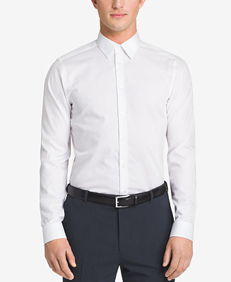 Calvin Klein Steel Men 39 S Slim Fit Non Iron Performance