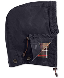 Barbour Men's Waxed Cotton Hood