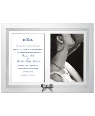 Grace Avenue Double Invitation Frame