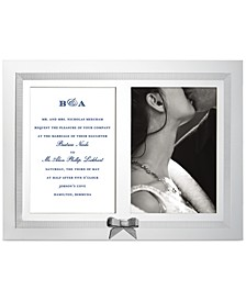 new york Grace Avenue Double Invitation Frame