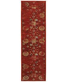 """Oriental Weavers Sedona 6386E 2'3"""" x 7'6"""" Runner Rug"""