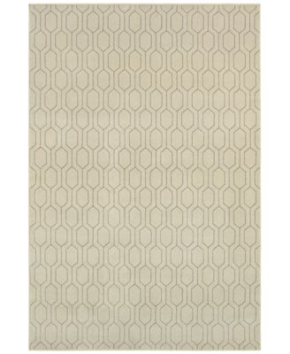 "Ellerson Link Navy 7'10"" x 10'10"" Area Rug"