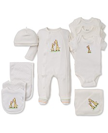 Baby Boys & Girls Giraffe Gift Bundle