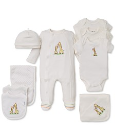 Little Me Baby Boys & Girls Giraffe Gift Bundle