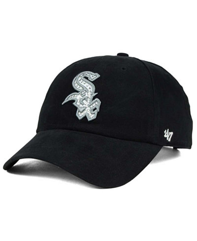 '47 Brand Chicago White Sox Gemstone Clean Up Cap