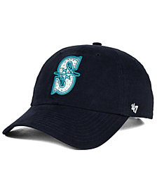 '47 Brand Seattle Mariners Gemstone Clean Up Cap