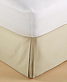 Hotel Collection Dimensions Champagne King Bedskirt, Created for Macy's