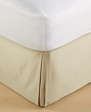 Hotel Collection Dimensions Champagne California King Bedskirt Created for Macys Bedding