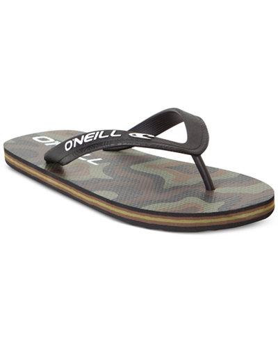 O'Neill Men's Profile Thong Sandals