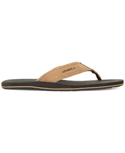 O'Neill Men's Nacho Libre Suede Sandals