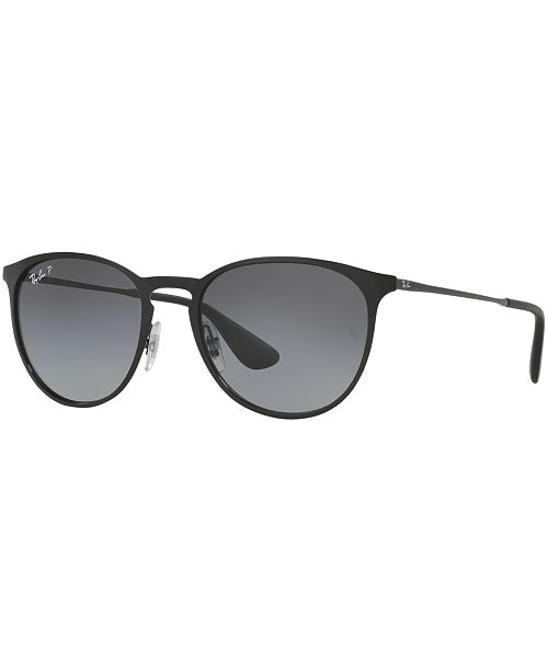 Ray-Ban Polarized Polarized Sunglasses , RB3539 ERIKA METAL