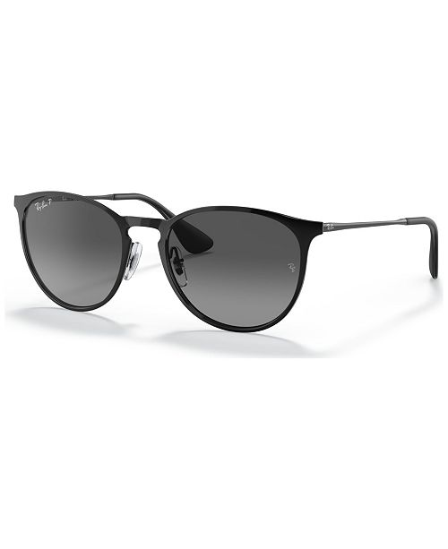 Polarized Sunglasses, RB3539 ERIKA METAL