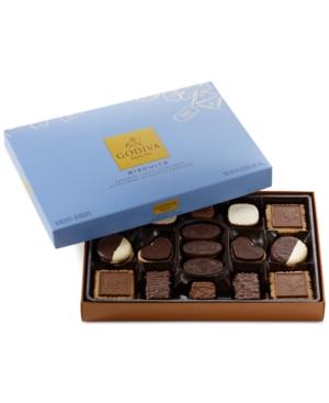 Godiva Chocolatier,  36-Pc. Assorted Biscuit Gift Box of Chocolates