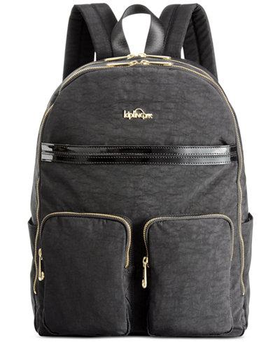 Kipling Tina Large Laptop Backpack - Handbags & Accessories - Macy's