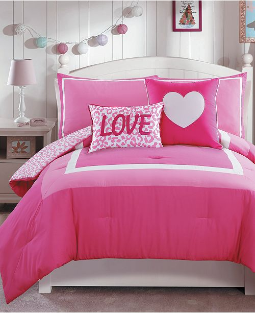 VCNY Home Maddie 5-Pc. Comforter Sets