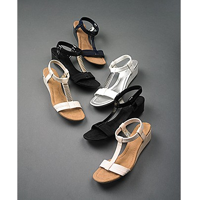 Alfani Women's Wedge Sandal Collection, Created for Macy's