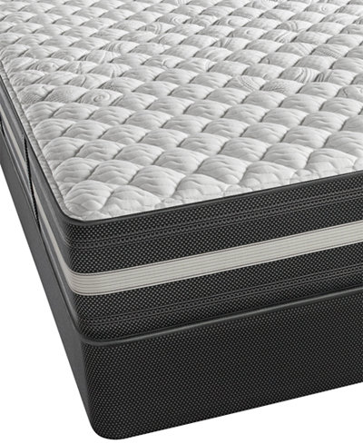 Recharge World Class Keaton 12 Extra Firm Mattress Set Queen