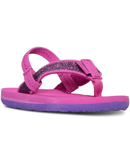 3300d6da2068 Teva Toddler Girls  Mush II Flip-Flop Sandals from Finish Line ...