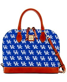 Dooney & Bourke NCAA Zip Zip Satchel Collection