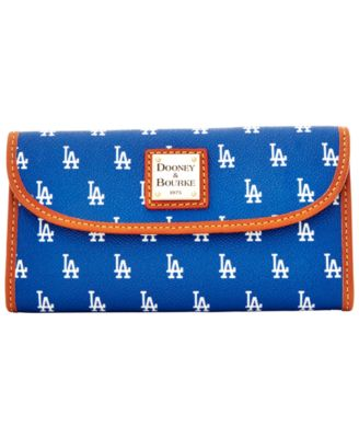 Los Angeles Dodgers Large Continental Clutch