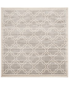 Amherst Indoor/Outdoor AMT412 5' x 5' Square Area Rug