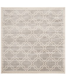 Safavieh Amherst Indoor/Outdoor AMT412 5' x 5' Square Area Rug