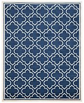 CLOSEOUT! Safavieh Amherst Indoor/Outdoor AMT412 9' x 12' Area Rug