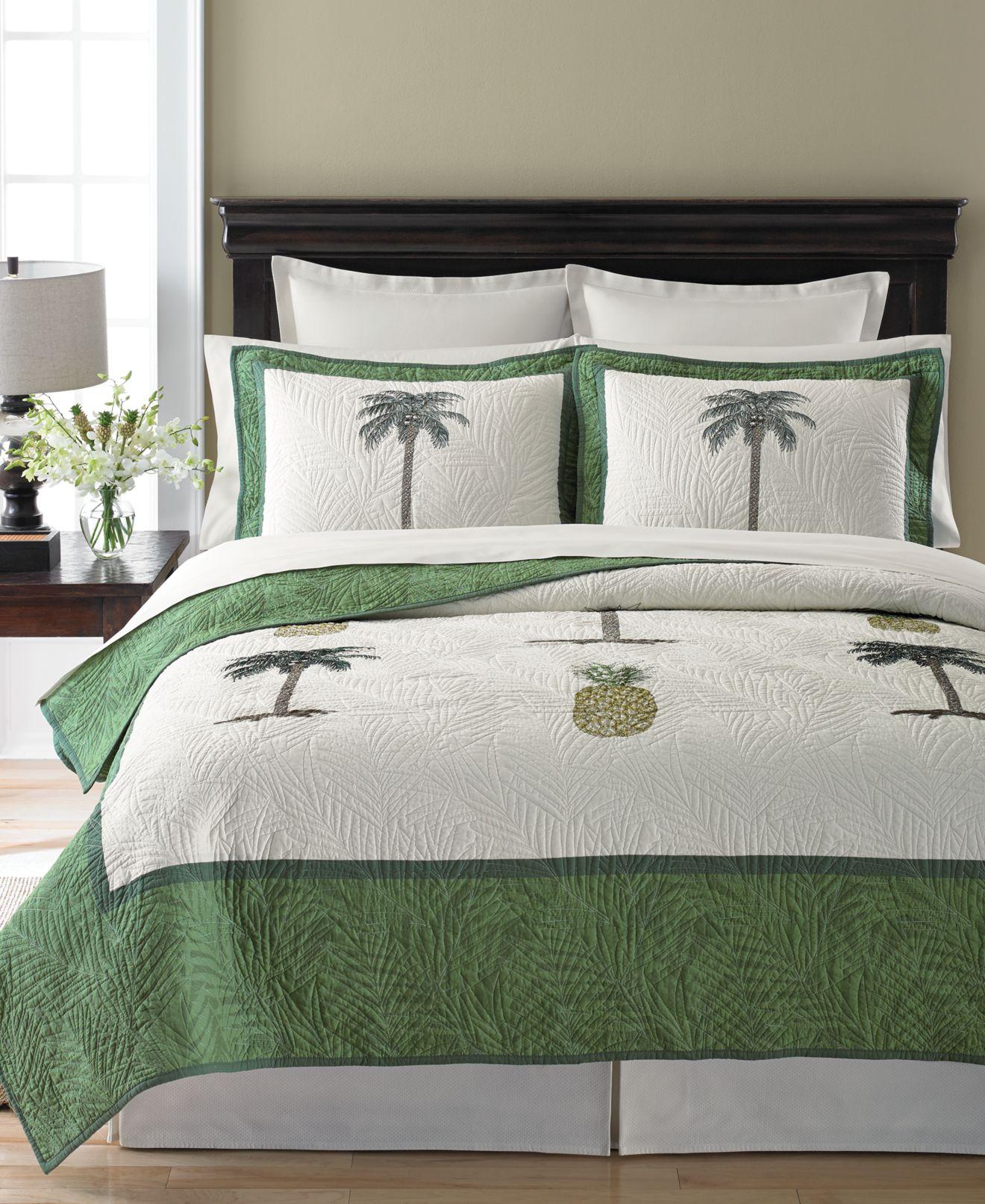 Natori Bedding Tankga Collection King Size Bedding