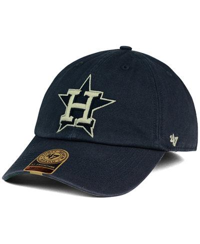 '47 Brand Houston Astros Vintage Franchise Cap