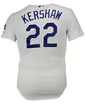 654eac85650 Majestic Men s Clayton Kershaw Los Angeles Dodgers Flexbase On-Field Jersey