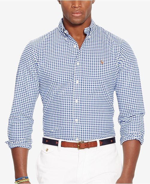 polo slim fit shirts