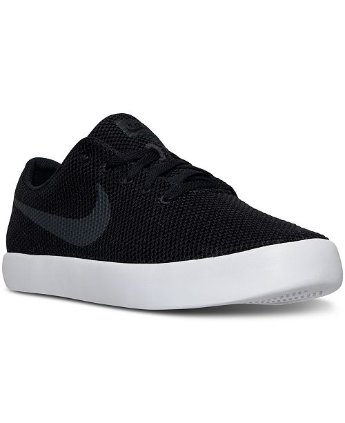 428fa4563819 Nike Men s Essentialist Casual Sneakers from Finish Line   Reviews ...
