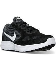 Nike Women's Revolution 3 Running Sneakers from Finish Line