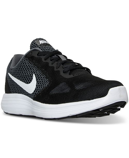 33ad4e74e199 Nike Women s Revolution 3 Running Sneakers from Finish Line ...