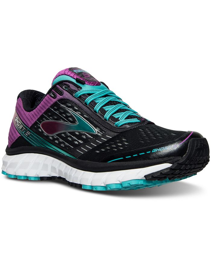 Brooks - Women's Ghost 9 Running Sneakers from Finish Line