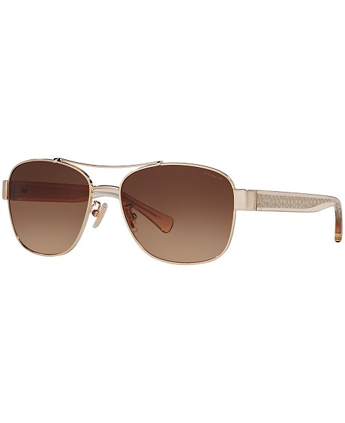 COACH Sunglasses, HC7064