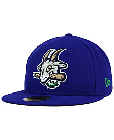 New Era Hartford Yard Goats AC 59FIFTY Fitted Cap