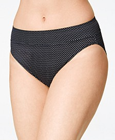 No Pinches No Problems Hi Cut Brief Underwear 5138