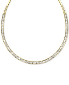 Classique by EFFY® Diamond Diamond Necklace (4-1/6 ct. t.w.) in 14k Yellow or White Gold