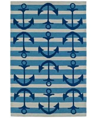 Seaside SE9 Ocean 9'X13' Area Rug